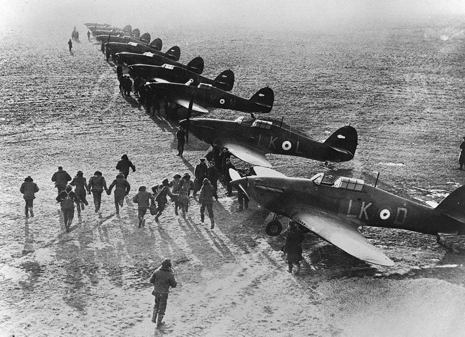 Воздушная битва за Англию